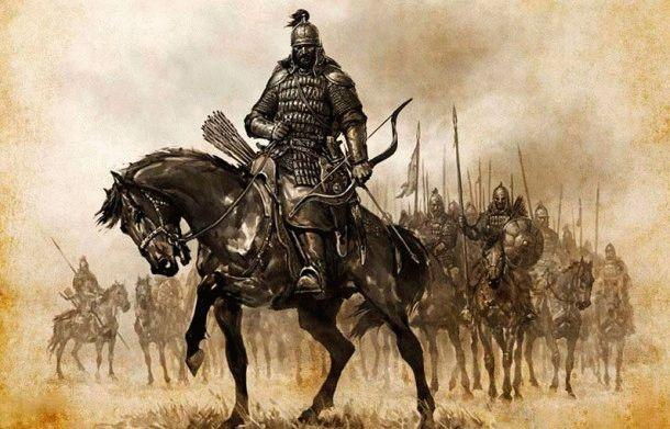 Великие древние тюрки