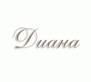 имя Диана