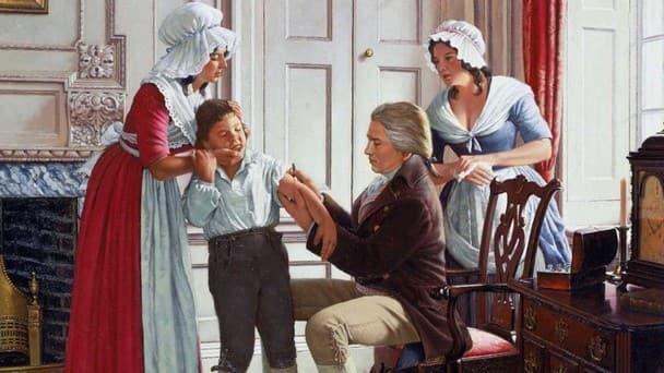 Эдуард Дженнер, английский врач