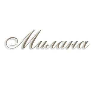 Имя Милана