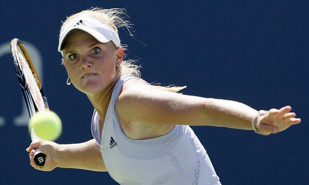 Еще одна известная представительница прекрасной половины человечества, которая носит это имя, является известной теннисисткой.