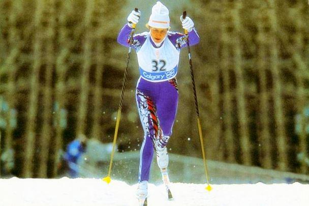 Раиса Сметанина прославила свое имя, став 4-кратной олимпийской чемпионкой.