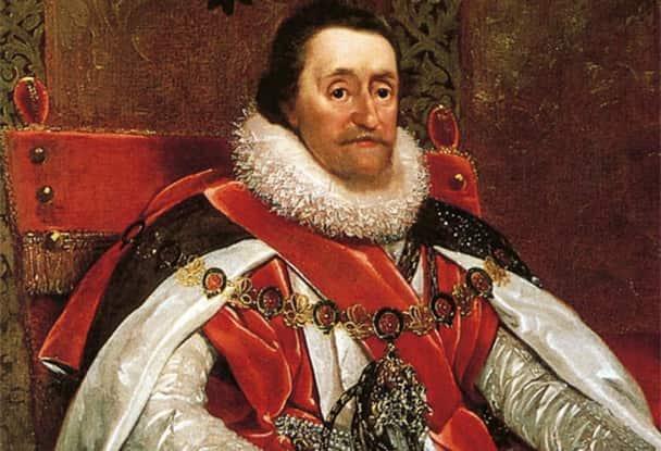 Яков Первый, король Шотлпндии