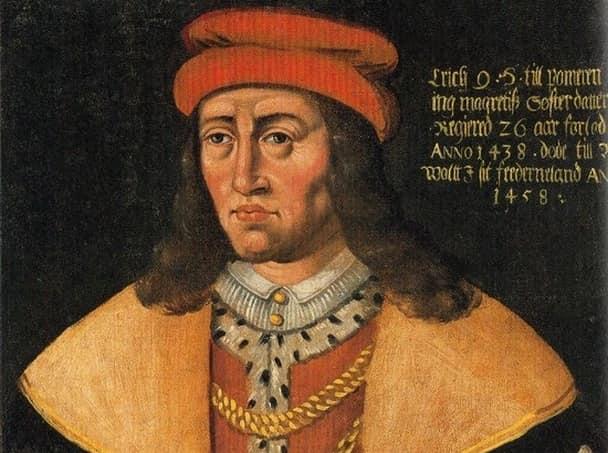 Король Норвегии Эрик Померанский